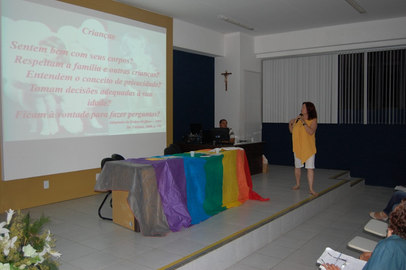 Seminário discute diversidade para a educação infantil