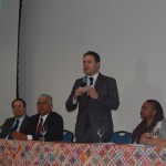 Unit participa da reunião Itinerante do Conselho Nacional de Educação (CNE)