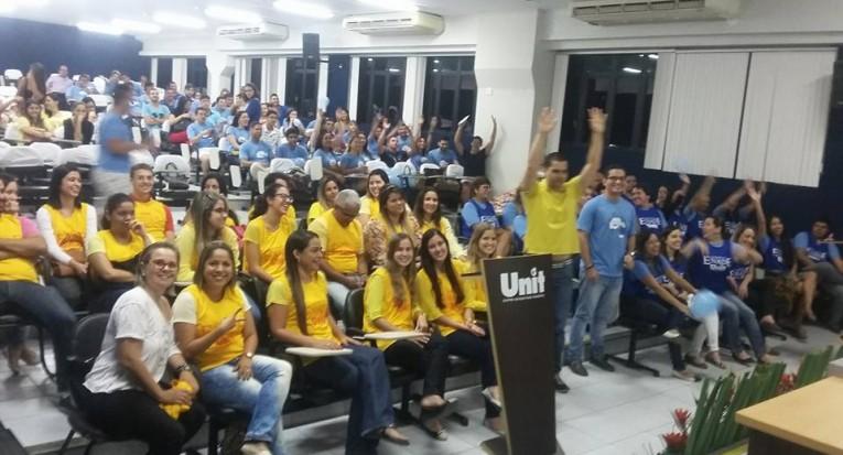 Gincana do Conhecimento avalia desempenho estudantil