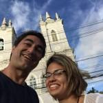 Aluna de Jornalismo acompanha Zeca Camargo em expedição pelo Velho Chico