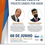 Workshop beneficente arrecada recursos para projeto 'Unidos por Amor'