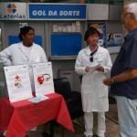 Unit realiza ação no Dia Mundial de Conscientização da Violência contra o idoso