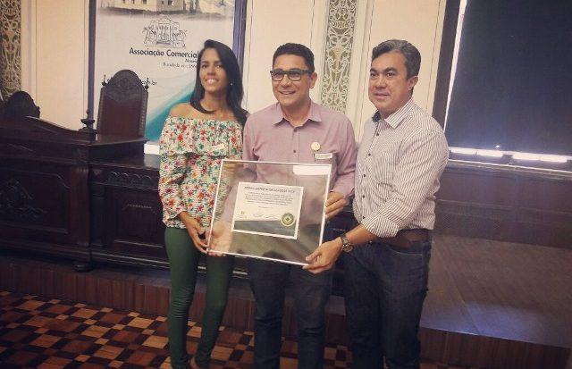 Aluna de MBA da Unit, Vanessa Dantas é premiada no Empreender Alagoas