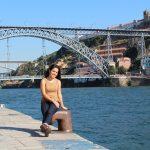 Aluna do curso de Engenharia de Petróleo volta de intercâmbio em Portugal