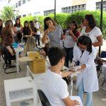 Trote Solidário mobiliza comunidade acadêmica para cadastro de medula óssea