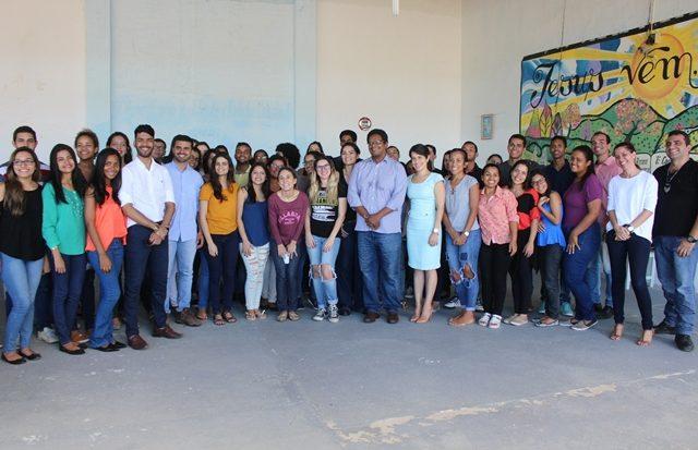 Estudantes de Direito da Unit visitam o Complexo Penitenciário de Maceió