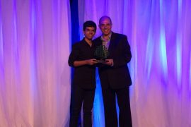 Aluno egresso ganha Prêmio Octávio Brandão de Jornalismo Ambiental
