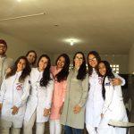 Alunos do curso de Odontologia realizam atendimento no Lar São Domingos