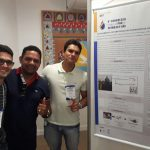 Alunos de Engenharia apresentam trabalho em congresso nacional