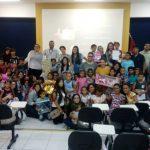 Curso de Direito e GOU's da Unit realizam o Projeto Natal de Sonhos