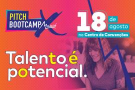 Participe do Pitch Bootcamp