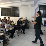 Liga Acadêmica de Fisioterapia promove palestra sobre ELA com Hemerson Casado