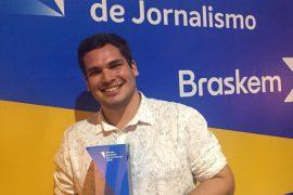 Unit AL vence Prêmio Braskem de Jornalismo na categoria Estudante