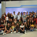 Alunos de Jornalismo e Publicidade visitam Globo Nordeste