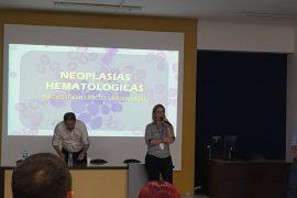 Liga de Hematologia realiza evento sobre Neoplasias Hematológicas