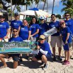 Última edição do Praia Consciente Unit recolhe 200kg de lixo