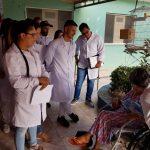 Estudantes do curso de Fisioterapia realizam visita técnica ao Lar de Idosos Abrigo Leal