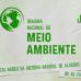 Participe da Semana Nacional do Meio Ambiente