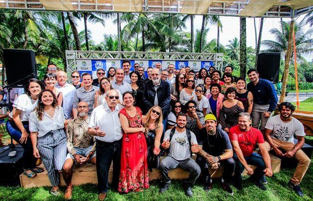 Fundação Cultural lança o edital para projetos audiovisuais.  Foto: Pei Fon/ Secom Maceió