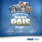 Participe do desafio Reviver Dia dos Pais