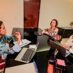 Professora da Unit/AL firma parceria com a Prefeitura para desenvolver trabalhos com as temáticas diversidade e empregabilidade