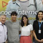 Alunos da Unit AL conquistam a 1ª e a 4ª colocação dos aprovados para o Ibero-Americanas
