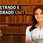 Unit lança processo seletivo do Mestrado Interinstitucional em Direitos Humanos