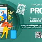 Programa de Mobilidade Acadêmica Internacional está com inscrições abertas