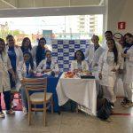 Alunos de Enfermagem e Nutrição fazem ação educativa sobre saúde