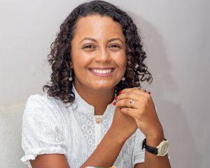 Danielle Alice Vieira da Silva, Mestre em Nutrição Humana