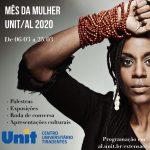 Unit comemora o mês da Mulher com diversas atividades