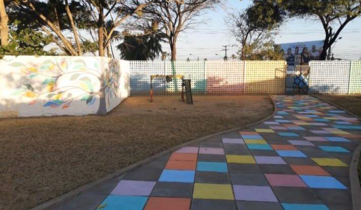 Estudantes de Arquitetura e Urbanismo transformaram escola
