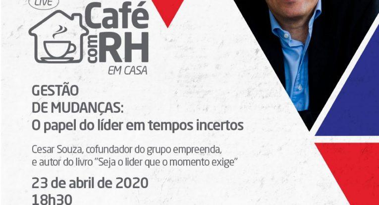 Café com RH será nesta quinta-feira (23)
