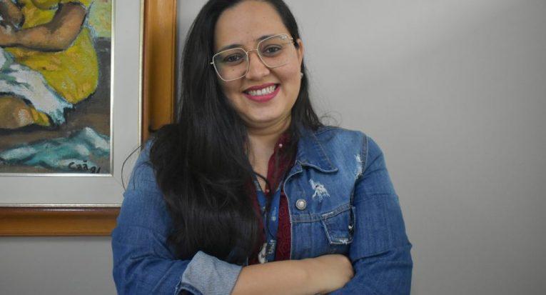 Suzan Kelly está a frente da gerência de proteção de dados do Grupo Tiradentes