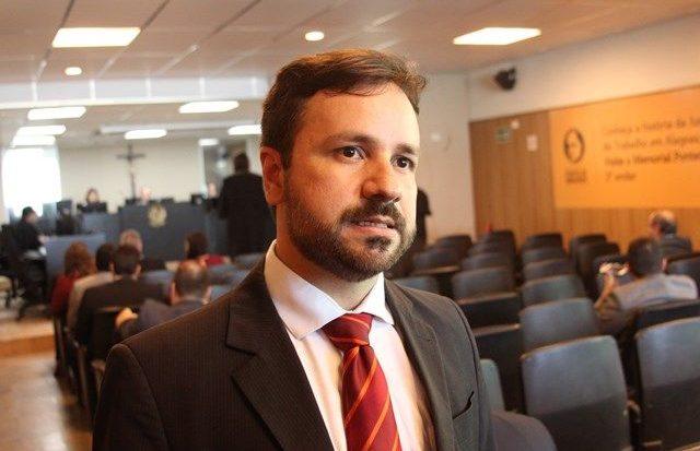 Nivaldo Barbosa, presidente da OAB Alagoas