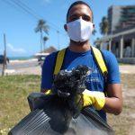 Alunos da Unit participam de mutirão no Dia Mundial da Limpeza