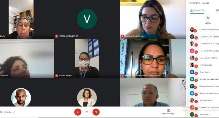 Reunião de apresentação do Universidade Amiga da Justiça Eleitoral
