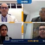Solenidade virtual marca abertura da Sempesq 2020