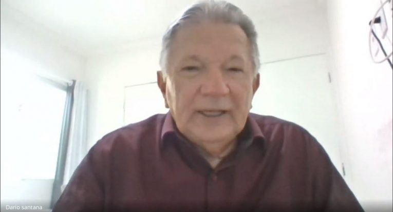Reitor da Unit, Profº Dario Arcanjo de Santana
