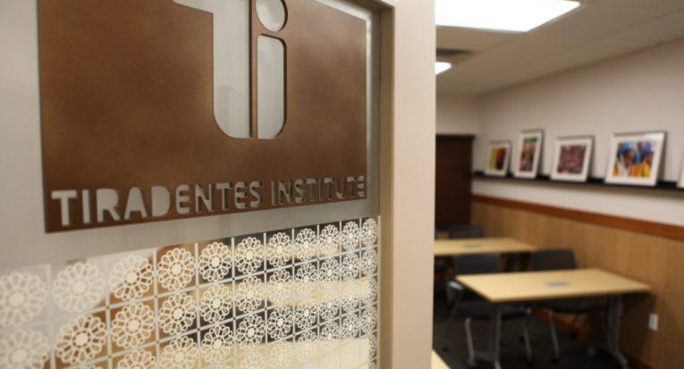 Sede do Tiradentes Institute, em Boston (EUA): porta de entrada para estudos no exterior
