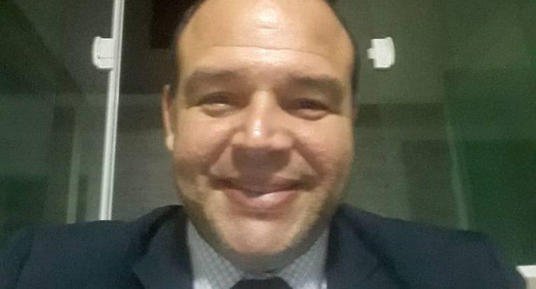 O professor Flávio Rebelo, do curso de Direito da Unit Alagoas