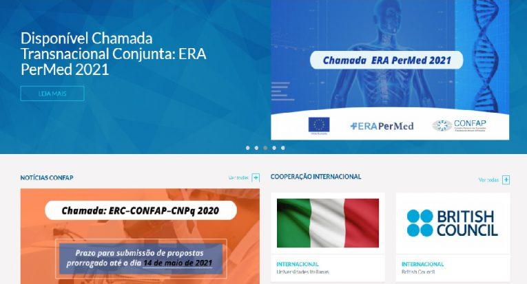 Os principais editais de financiamento de pesquisas são lançados por agências públicas, que mantêm parcerias com instituições nacionais e estrangeiras (Reprodução/Confap)