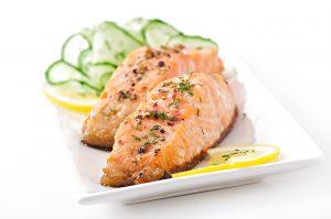 Peixe é rico em omega 3