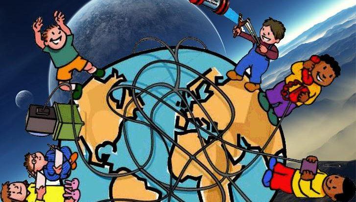 Programas de intercâmbio entre universidades podem ser mantidos através das tecnologias de comunicação (Facebook.com/Intercambio-Virtual)