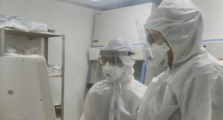 Aspecto de um dos laboratórios do ITP, o instituto de pesquisas ligado ao Grupo Tiradentes (Divulgação/ITP)