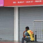 Pandemia influência queda histórica do PIB brasileiro