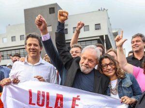 Com a decisão do STF, o ex-presidente Lula poderá concorrer às eleições de 2022