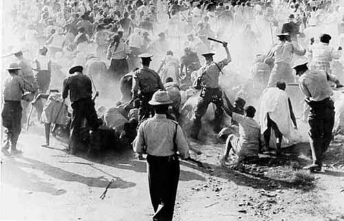 Dia de Combate à Discriminação Racial marca o Massacre de Shaperville, ocorrido em 1960 na África do Sul (Arquivo/UPI)