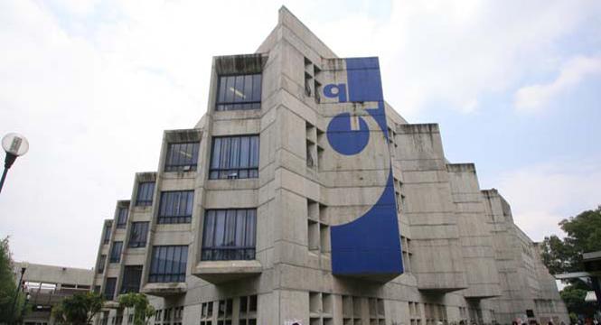 Campus-sede da Universidad Autónoma Metropolitana, na Cidade do México