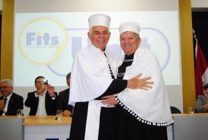 Jouberto Uchoa e Dario Arcanjo